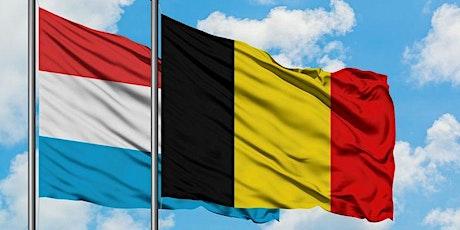 Mercados Globais Bélgica e Luxemburgo bilhetes