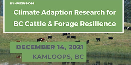 Climate Adaptation Research for Cattle & Forage Resilience tickets