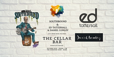 Let's Bring Back The Music  - Southbound/Ed Tattersall/Daniel Lumley tickets