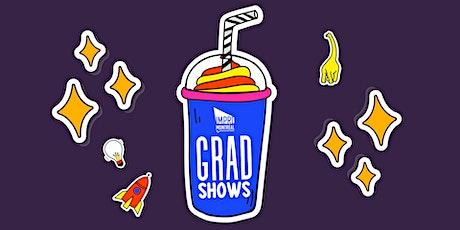 Montreal Improv Grad Show! - Narrative 1 and Longform 1 billets