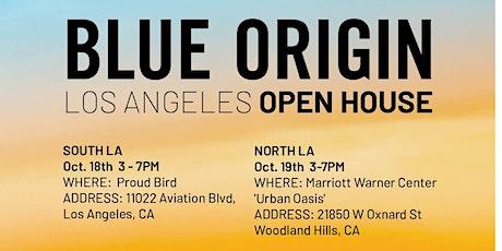 Blue Origin Los Angeles Open House tickets