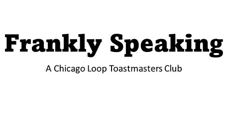 Frankly Speaking Toastmasters tickets