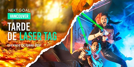 VANCOUVER | Tarde de Laser Tag tickets