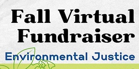 Fall Fundraiser Webinar: Environmental Justice tickets