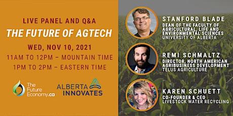 Alberta Beyond - The Future of AgTech tickets