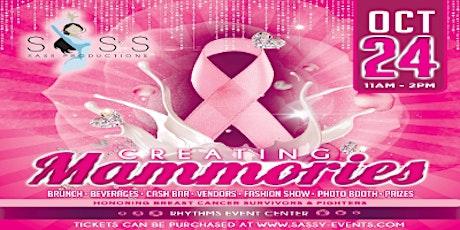 Creating Mammories Brunch & Fashion Show tickets