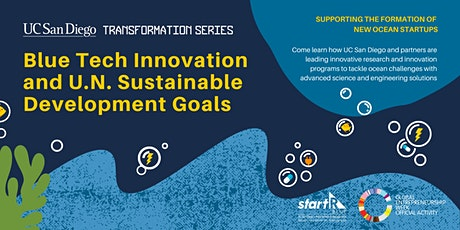 Transformation Series: UC San Diego's Role in Blue Tech Innovation tickets