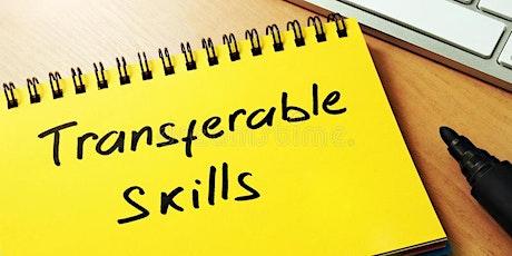 Master Class- Maximizing Transferable Skills in the Job Search tickets