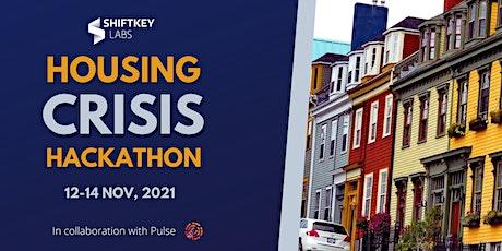 Housing Crisis Hackathon tickets