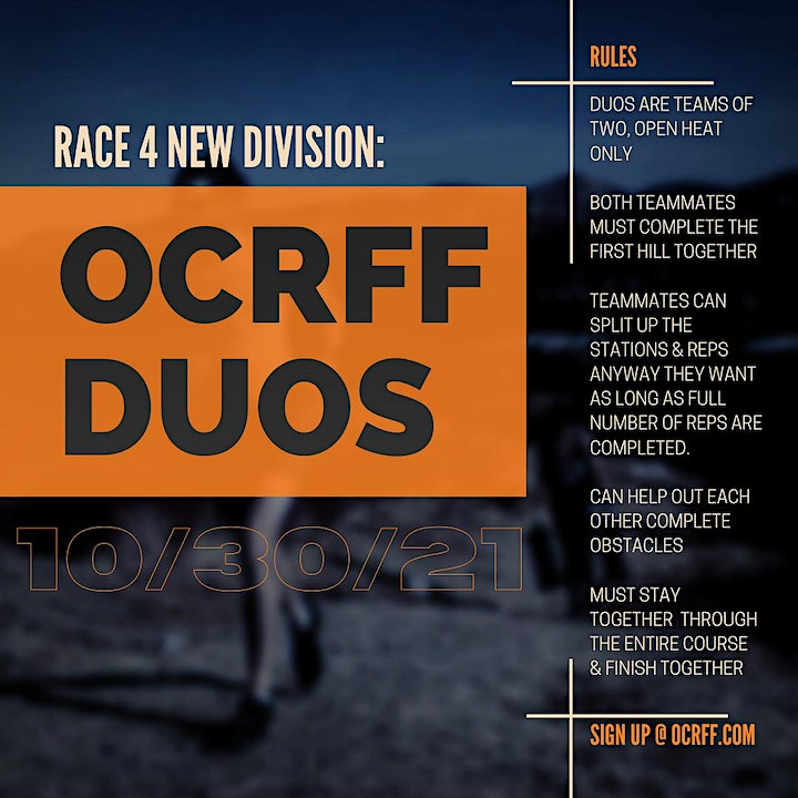 OCR & Functional Fitness Competition Race 4 image