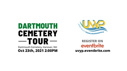 The Dartmouth Cemetery Tour tickets