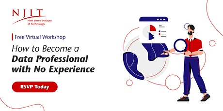 Become a Data Professional with No Experience | Data Science Workshop tickets