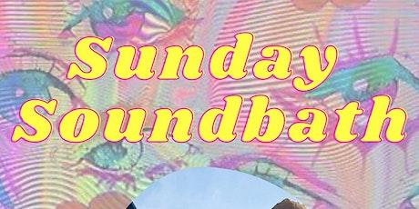 Soundbath w/ Evelyn tickets