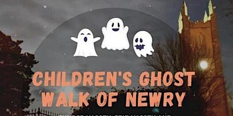 Children's Ghost walk of Newry tickets