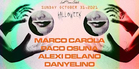 Marco Carola & Paco Osuna @ Club Space Miami billets