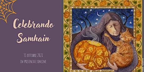 Celebrando Samhain biglietti
