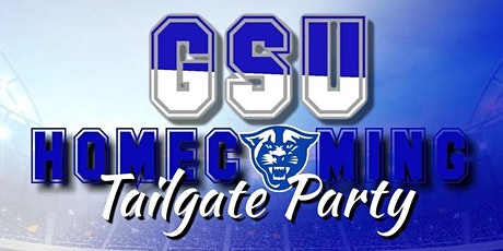 BLUEPRINT GSU HOMECOMING TAILGATE PARTY tickets
