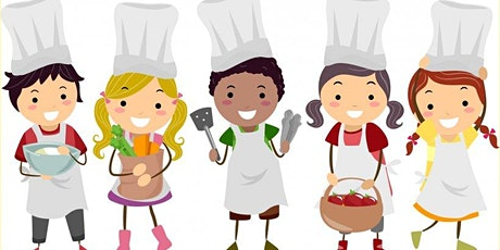 """Cooking with Paige- """"Juniors"""" Kids tickets"""