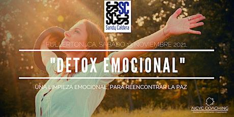 DETOX EMOCIONAL tickets