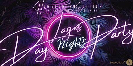 Lagos Nights: Afrobeats Day Party Vol 1. | HOWARD HOMECOMING EDITION tickets