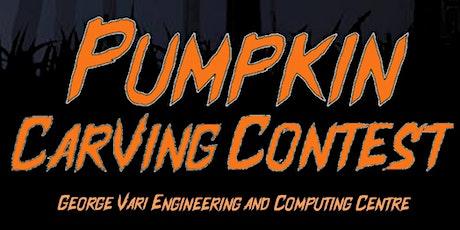 ryEng Pumpkin Carving Contest tickets