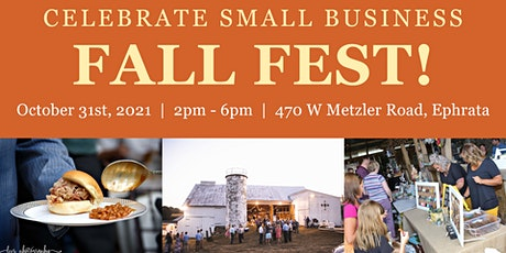 Celebrate Small Business Fall Fest tickets