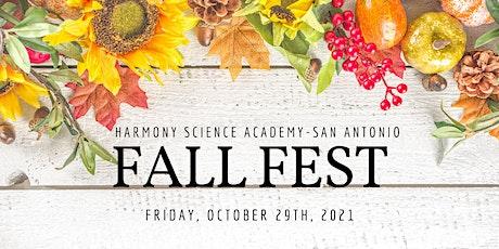 Harmony Science Academy-San Antonio FALL FEST 2021 tickets