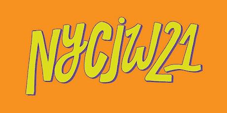 NYCJW21 DAY 5 (IRL PROGRAM) | ARTWEAR & THE 80s CONTEMPORARY JEWELRY SCENE tickets