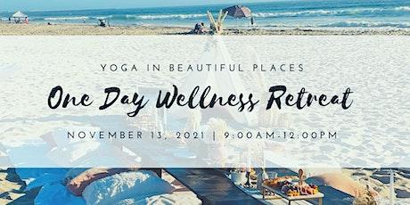 One Day Wellness Retreat tickets