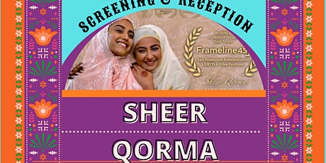 Special Screening and Reception- SHEER QORMA tickets