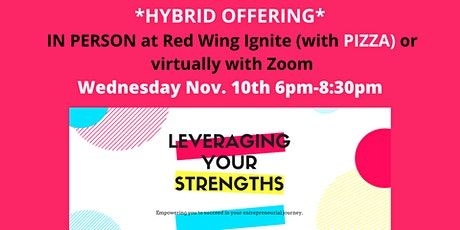 Leveraging Your Strengths tickets