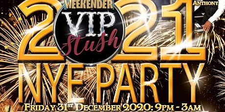 VIP STUSH DUDLEY LAUNCH PARTY: New Year's Eve Weekender tickets