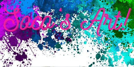 Soco's Virtual Art Show tickets