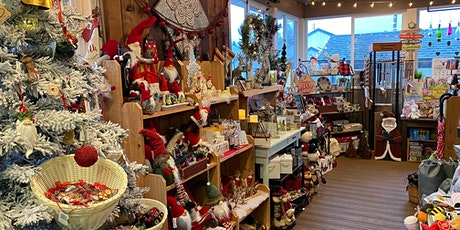 Holiday Gift Shop Open House at Swan Island Dahlias tickets