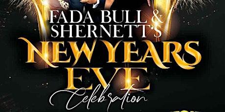 Fada Bull & Shernett New Year Eve Ball tickets