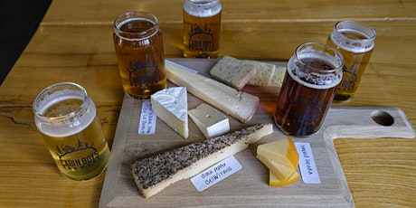Pairing Night: Beer and Cheese tickets