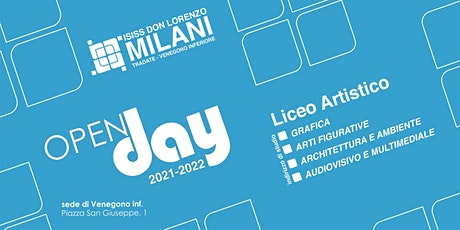 Open Day 2021/22 - Liceo Artistico biglietti