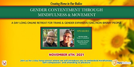 Creating home in our bodies: gender contentment via mindfulness & movement tickets