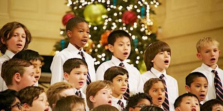 San Francisco Boys Chorus Winter Concert at St. Johns tickets