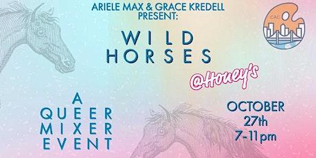 WILD HORSES tickets