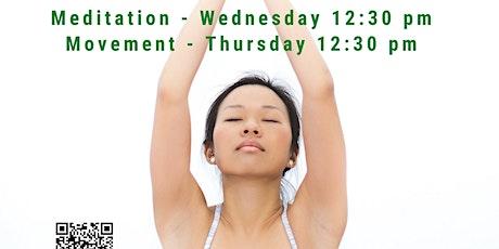 Free Community Yoga Nidra tickets