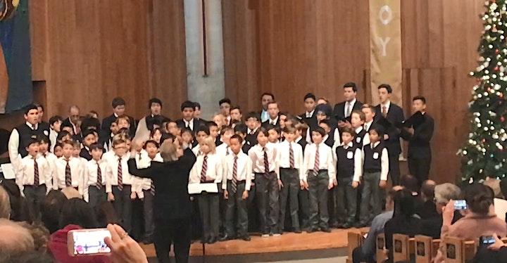 San Francisco Boys Chorus Winter Concert at St. Johns image
