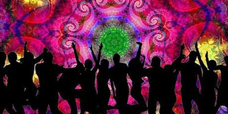 Silent Disco Dance Temple Livestream w/ Shauna tickets