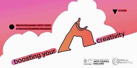 Resource Roundtable #5: Boosting your Creativity (free event for artists) biglietti