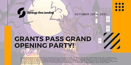 Grants Pass Grand Opening Party tickets