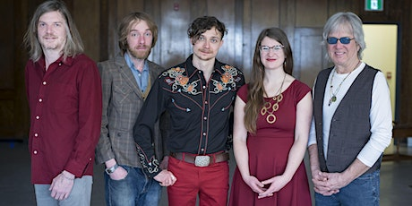 Youngtree & The Blooms at The Black Sheep: Peter Willie's Birthday Show! tickets