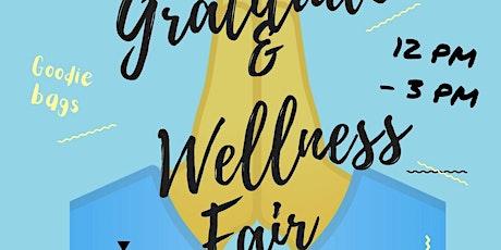 Gratitude & Wellness Fair tickets