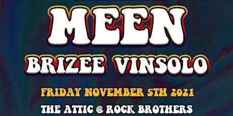 Disco Lemonade Presents MEEN @ The Attic tickets