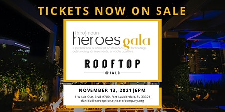 ETC's 5th Annual Heroes Gala tickets
