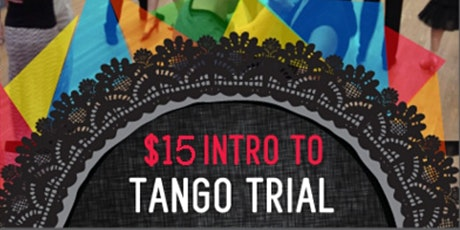 Intro To Tango Class tickets